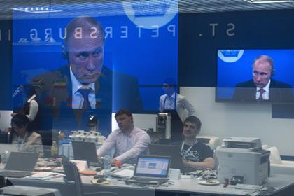 Социальные сети под защитой Путина
