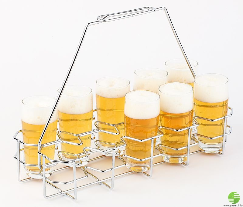 подставка для пивных бокалов
