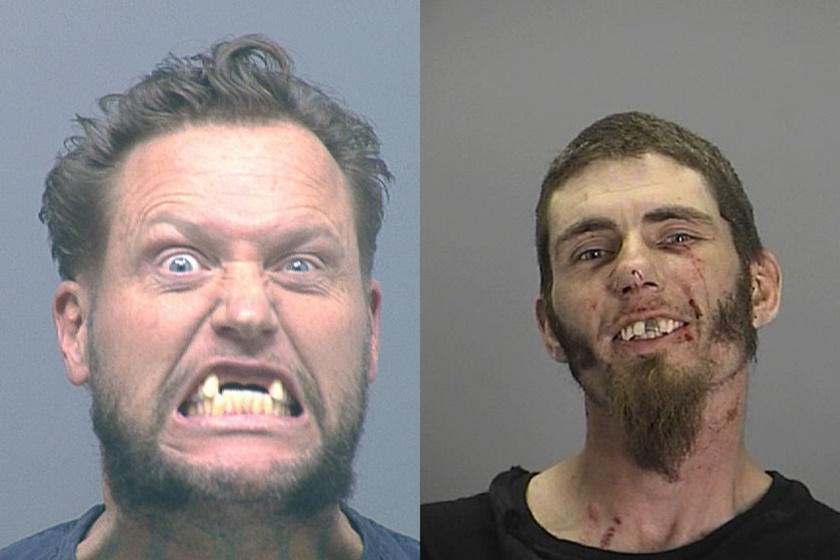 Смешные фотографии уголовников в полицейских участках 0 141b92 4880e6a orig