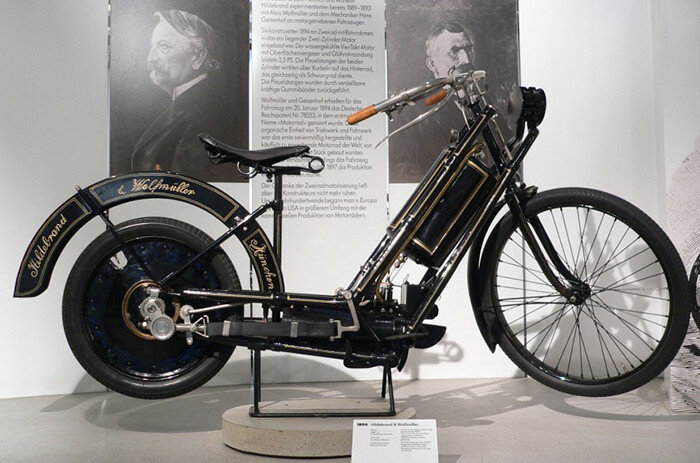 Невероятно дорогие мотоциклы стоимостю миллионы долларов (фото)