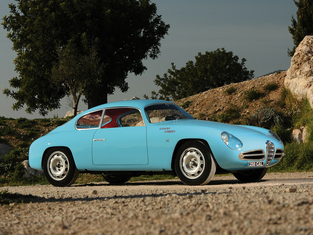 Alfa-Romeo-Giulietta-SVZ-750-1956 1958