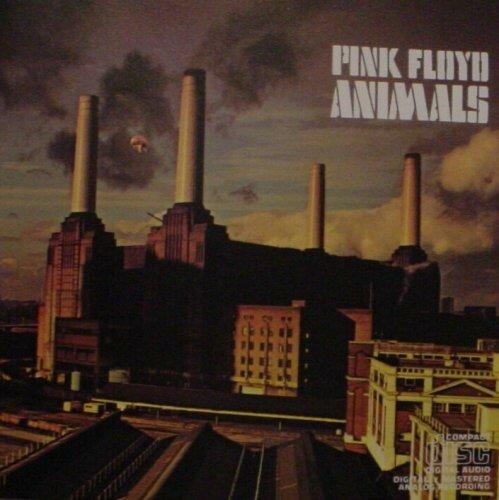 Обложка альбома «Animals» Pink Floyd