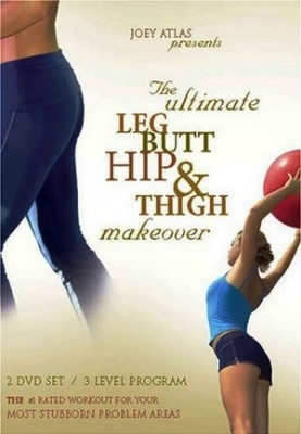 Книга The Butt Hip and Thigh Makeover