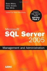 Книга SQL Server 2005 Management and Administration