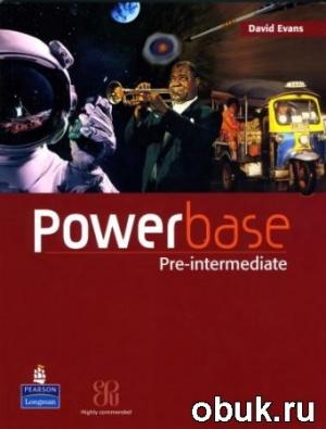 Книга Evans David - Powerbase pre-intermediate