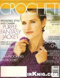 Журнал Crochet! №9 2006