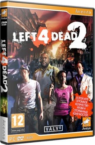 Left 4 Dead 2 (2009/RUS/ENG/MULTI22/RePack by Tolyak26)