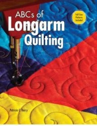 Книга ABCs of Longarm Quilting