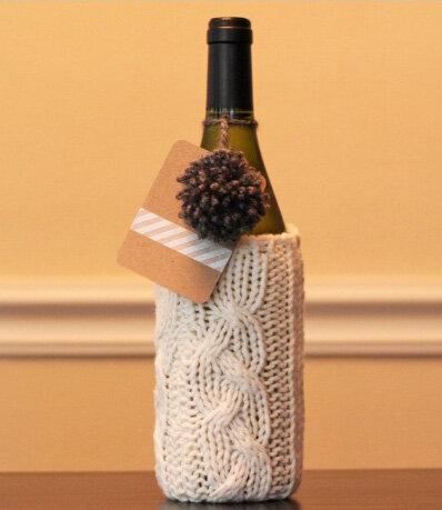 Новогодний декор из старого свитера