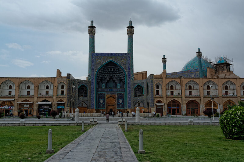 Исфахан. Мечеть Имама.