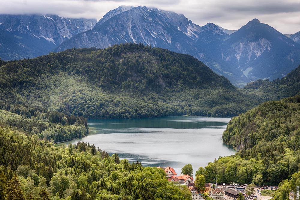 Photograph Alpen See by Irina Vasilevitskaya on 500px
