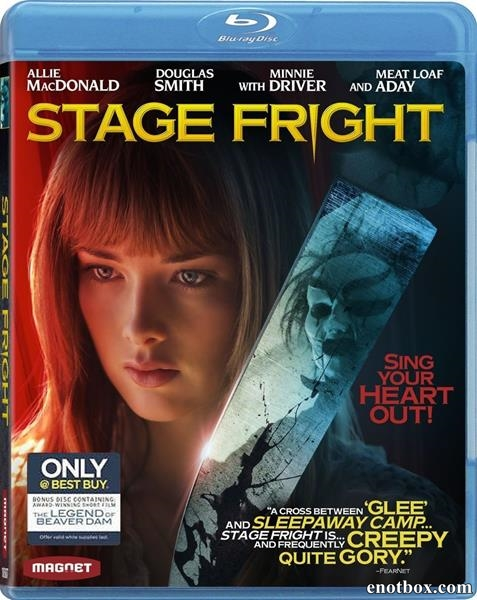 Страх сцены / Боязнь сцены / Stage Fright (2014/BDRip/HDRip)