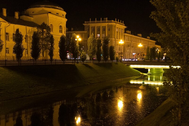 Протока Булак, Казань