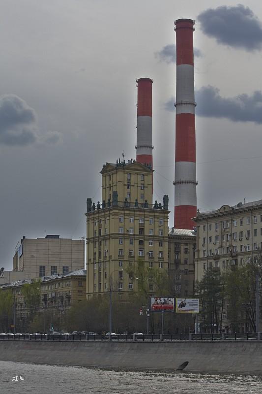 Теплоходная прогулка Театр Эстрады - Киевский вокзал
