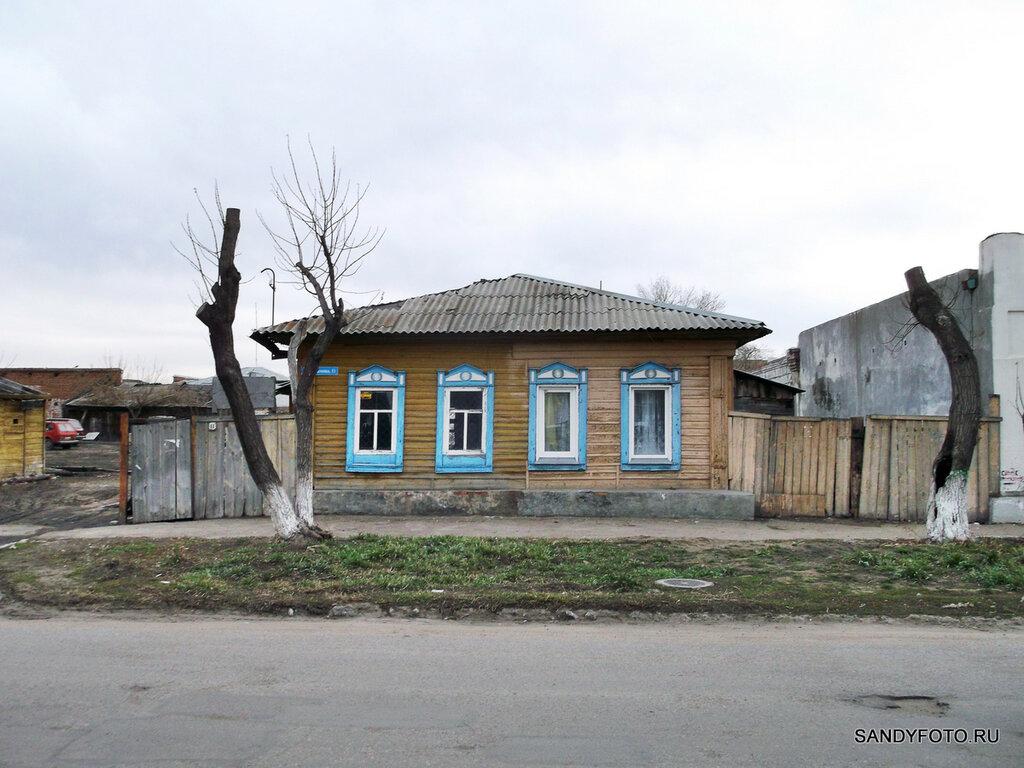 Парикмахерская по улице Климова