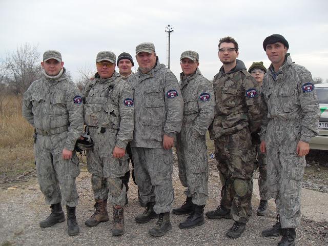 Сотрудники Blackwater о боеспособности военных разных стран