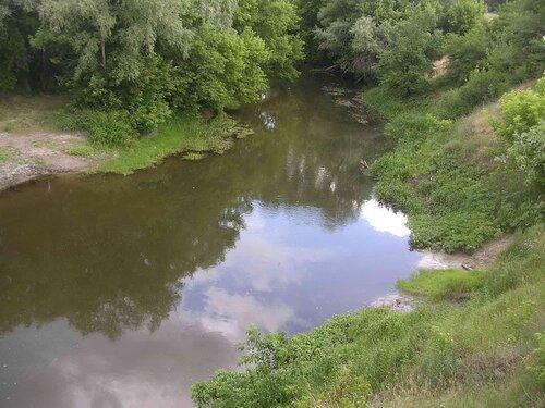 Снова река Деркул