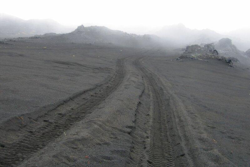 Толбачик, Камчатка
