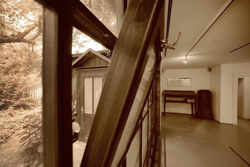 Музей: Дом чешского фотографа Йозефа Судека