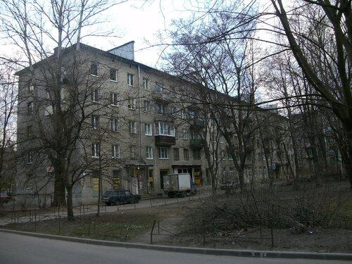 Дрезденская ул. 10к2