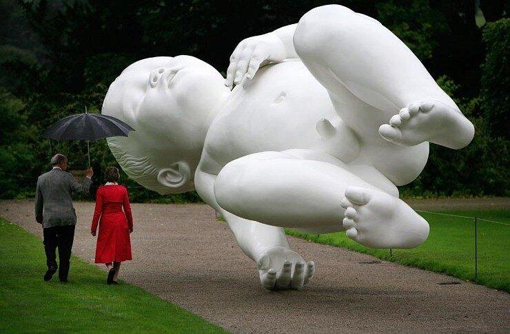 Bask стих про скульптуру мужчины и женщины России