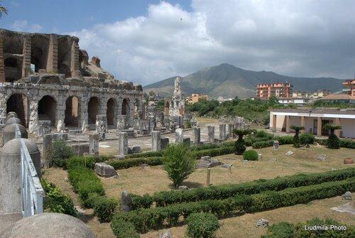 Amphiteater Spartacus Italia