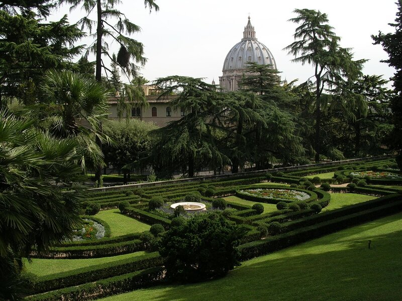 Картинки по запросу сады ватикана