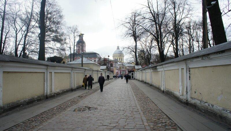 Александро-Невской лавры