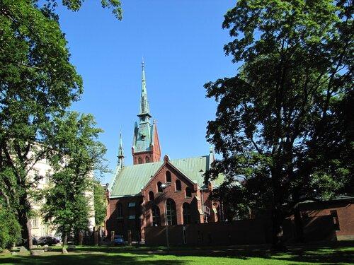 Католическая церковь святого Генриха