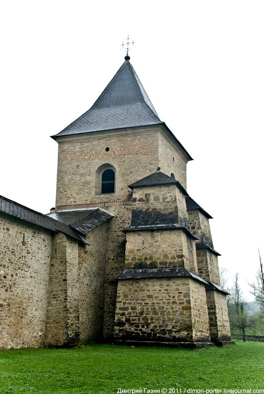 Адский монастырь