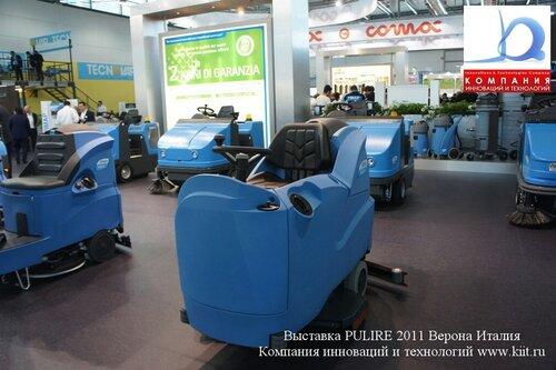 Поломоечные машины с сиденьем водителя FIMAP