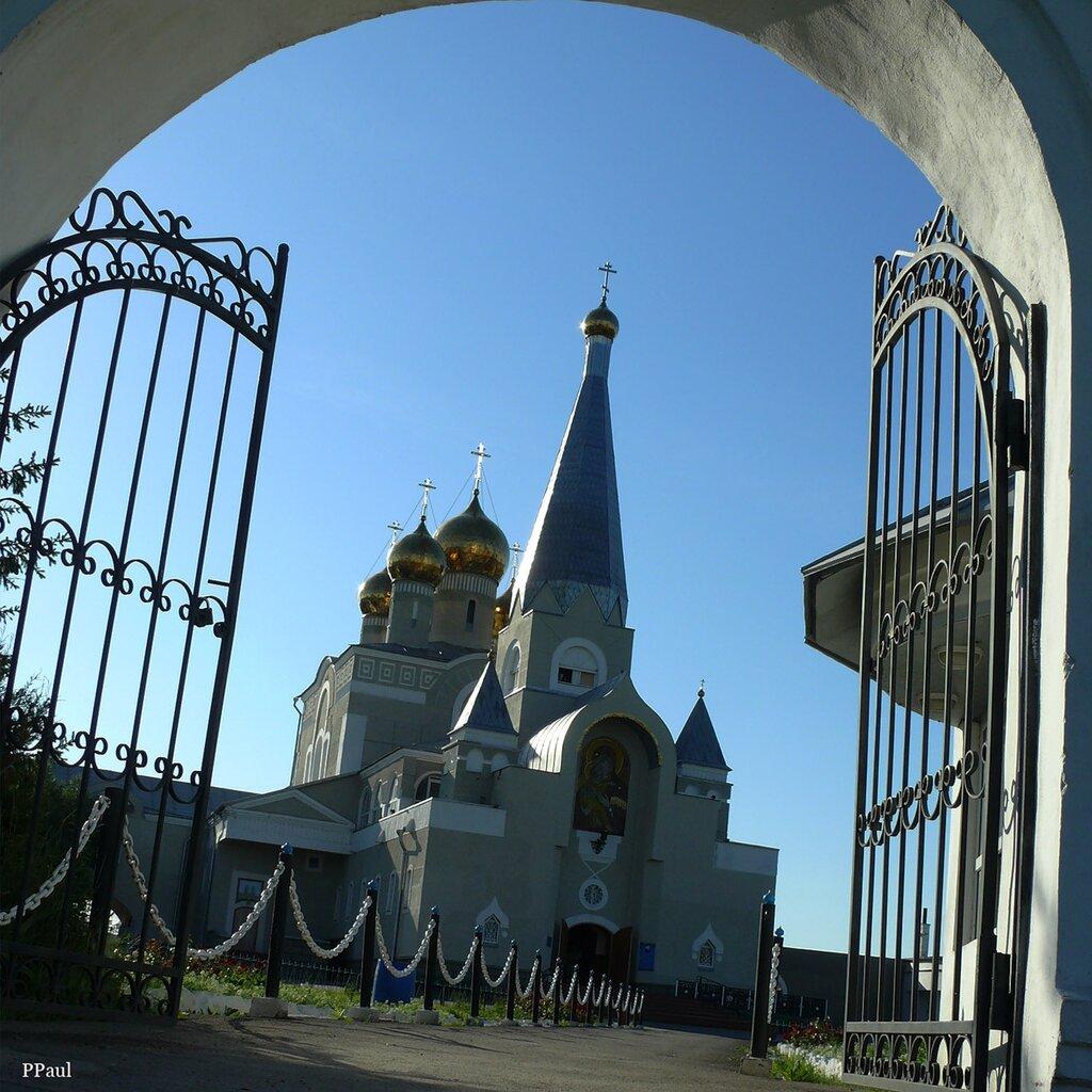 Святоведенский Собор Караганды
