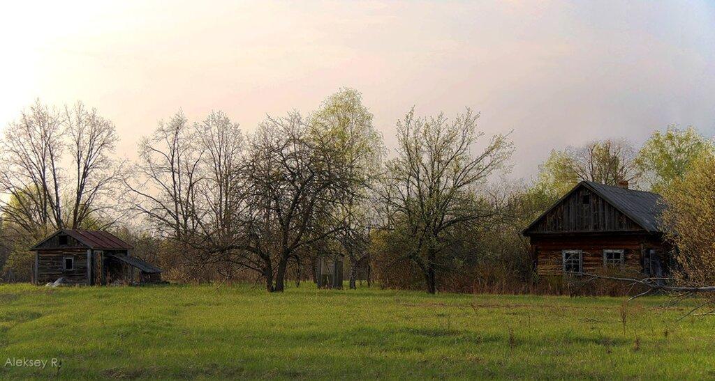 Долгая дорога в Припять. Часть 2