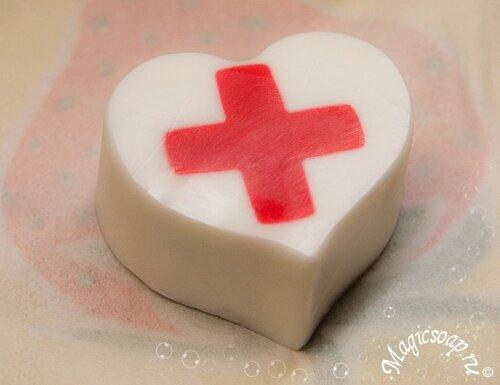 мыло врачу, мыло медработнику, эротическая игра, веселая медсестра