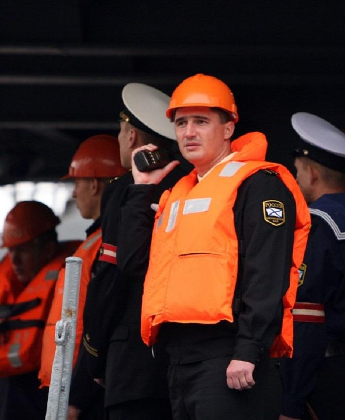 Отряд кораблей Тихоокеанского флота вернулся во Владивосток