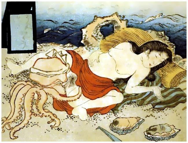 Посмотреть ролик - erotika japan.wmv Эротика древней японии. древние эротич