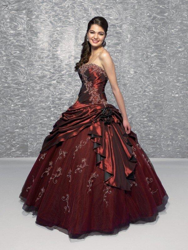 бальное платье ,без бретелек,без рукавов, без шлейфа ,из сатина, новые...