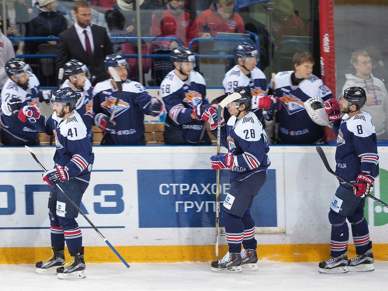28Плей-офф 2016 Восток Финал Металлург - Салават Юлаев 25.03.2016