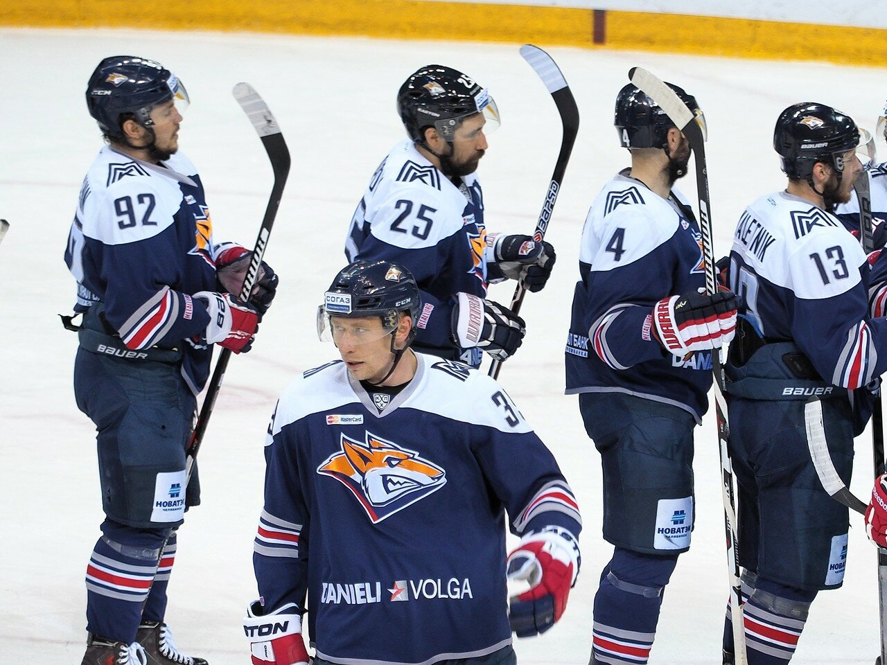 67Плей-офф 2016 Восток Финал Металлург - Салават Юлаев 25.03.2016