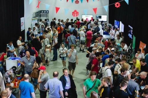 Третий по счету киевский фестиваль Maker Faire состоится 21-22 мая