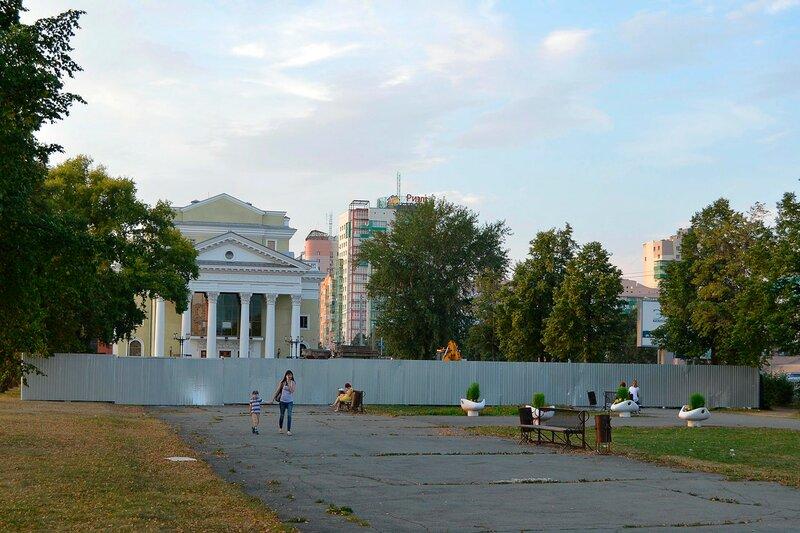 Здесь будет памятник Петру Столыпину