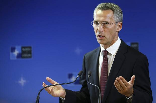 Несмотря на критику со стороны России, НАТО и в дальнейшем будет помогать Украине, - Столтенберг