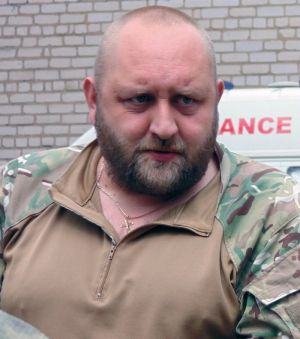 Командир ДУК о ситуации на акции по блокированию Крыма сейчас
