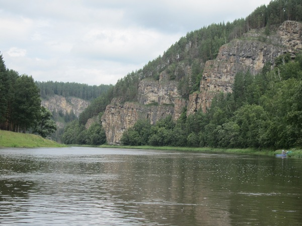 Скалы Сикияз-Тамака