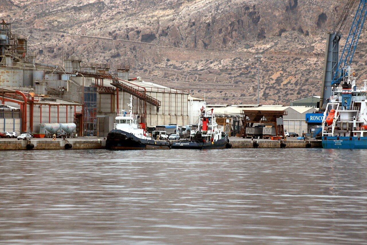 Порт Альмерия (Puerto de Almería)