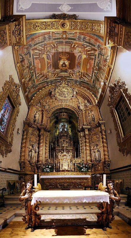 Фару. Церковь Карму (Igreja do Carmo)