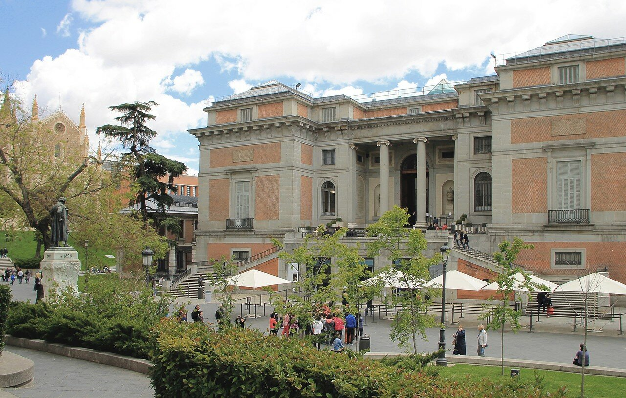 Мадрид. Музей Прадо (Museo Nacional del Prado)