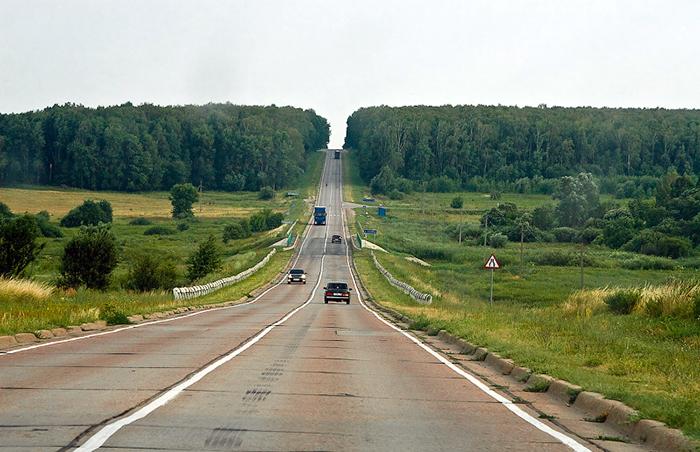 90% федерельных дорог не соответствуют стандартам