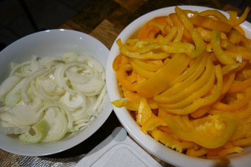 Кухня: Альбом пользователя ChipMunck: Мексиканская шаурма.