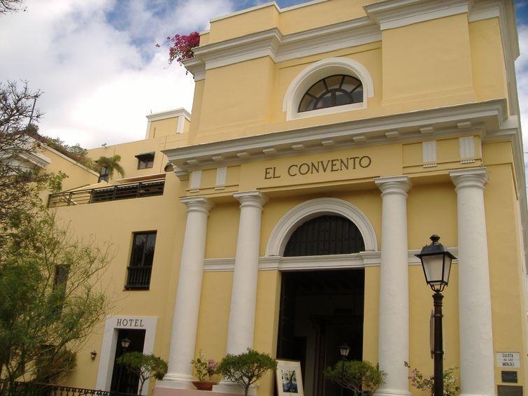 7. Hotel El Convento: Дон Жуану и не снилось Элегантный El Convento украшает город Сан-Хуан, столицу